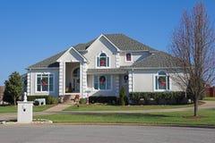 b 2 piękne domy serii Zdjęcie Stock