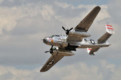 B-25 Mitchell Panchito Royalty Free Stock Photo