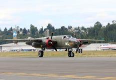 Free B-25J Mitchell Bomber Stock Photography - 73923792