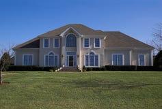 b 3 piękne domy serii Obraz Royalty Free