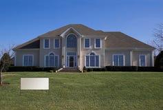 b 4 piękne domy serii Obrazy Royalty Free