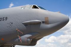B-52 Fotografia Stock