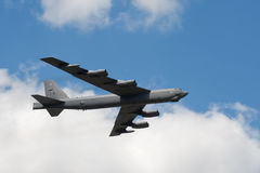 B-52 Foto de Stock Royalty Free