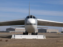 B-52 aposentado Imagens de Stock Royalty Free