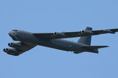 B-52 Bomber Royalty Free Stock Photo