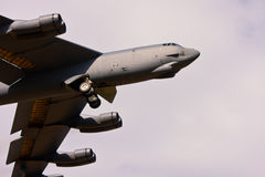 B-52 Bomber Fuselage Stock Photography