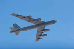 B-52 bomber jet Royalty Free Stock Photography