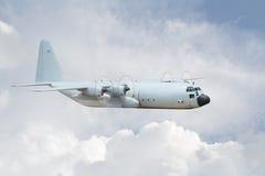 B-52 in de hemel Stock Afbeeldingen