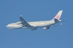 B-18806 Airbus A340-300 da linha aérea de China Imagem de Stock Royalty Free