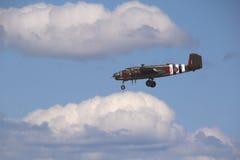 B américain 25-D Mitchell Bomber image stock
