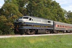 B&O Diesellokomotive Stockbilder
