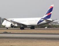 B 787 8. Aviacion militar y civil Stock Image