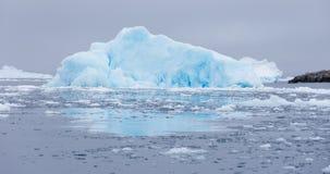 Bława Cierva zatoczki góra lodowa Obrazy Royalty Free