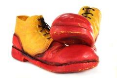 błazenów buty Zdjęcia Royalty Free