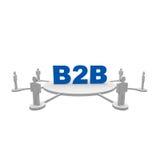 B2b Immagini Stock