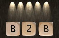 B2B Stock Fotografie
