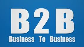 B2B scheme stock video