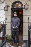 221b Baker Street Sherlock Holmes Royalty Free Stock Photography