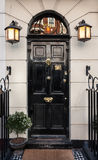 221B Baker Street Stock Photos