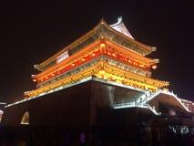 Bębenu wierza Xi& x27;  fotografia stock