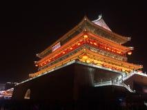 Bębenu wierza Xi& x27;  zdjęcie stock