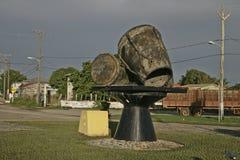 Bębeny nasz farthers pomnikowi Zdjęcie Stock