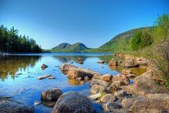 Bąbla Góry Acadia Obrazy Royalty Free