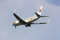 B-5265 Boeing 737-700 Royaltyfri Foto