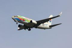 B-5265 Boeing 737-700 Arkivbilder