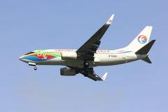 B-5265 Boeing 737-700 Royaltyfria Bilder