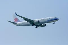 B-18601 Boeing 737-800 av det Kina flygbolaget Royaltyfri Fotografi