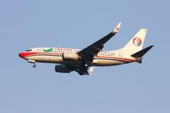 B-5245 Boeing 737-700 av Kina det östliga flygbolaget Royaltyfri Foto