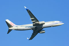 B-18608 Boeing 737-800 of China airline Stock Photo
