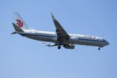 B-1530 Boeing 737-800 de Air China Imagem de Stock Royalty Free
