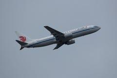 B-5312 Boeing 737-800 de Air China Fotografia de Stock Royalty Free