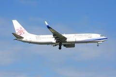 B-18617 Boeing 737-800 della linea aerea della Cina Fotografia Stock