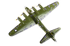 B-17 bomber Stock Photography