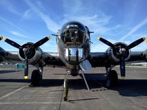 B-17 Bomber Royalty Free Stock Image
