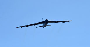B-52 Bomber. Royalty Free Stock Photography