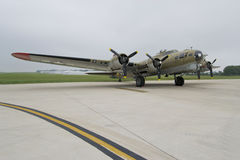 B17 Bomber Stock Images