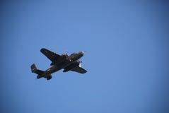 B-25 bombplan 3 Royaltyfri Foto