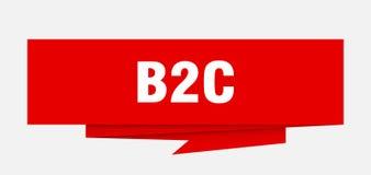 B2C illustration libre de droits