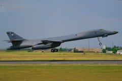 B1 d'armée de l'air des Etats-Unis photographie stock