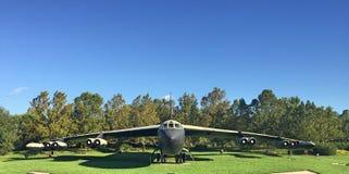 B-52D Stratofortress-Bommenwerpersvliegtuig Stock Afbeelding