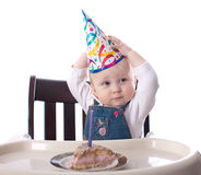 B- day. Royalty Free Stock Photography