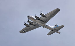 B-17 Flying Fortress Stock Image