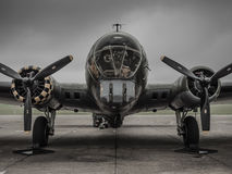 B17 Flying Fortress 'Memphis Belle' royalty free stock image