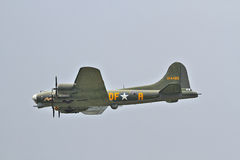 B-17 Flying Fortress Stock Photo