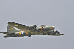 B-17 Flying Fortress Royalty Free Stock Images