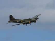 B17 fortaleza 'Memphis Belle' del vuelo Imagen de archivo